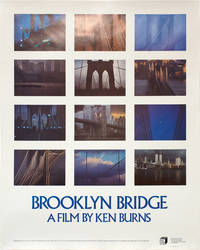 image of Brooklyn Bridge (Original poster for the 1981 film documentary)