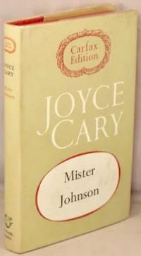 image of Mister Johnson.