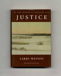 image of Justice  - 1st Edition/1st Printing