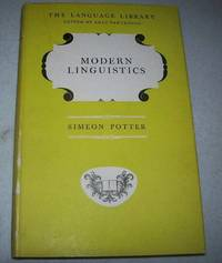 image of Modern Linguistics (The Language Library)