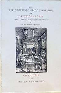 Décima Feria del Libro Usado y Antiguo de Guadalajara