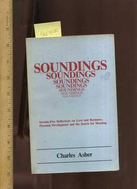 image of Soundings : Seventy five / 75 Reflections on Love and Romance, Personal Development and the Search for Meaning