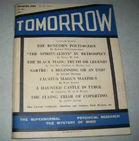Tomorrow Winter 1963: Magazine of the Supernormal, Psychical Research, The Mystery of Mind