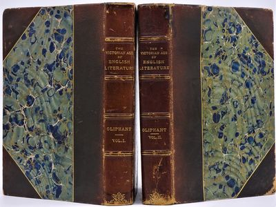 New York: Lovell, Coryell & Co., 1892. Two volumes bound in signed W. Launder contemporary half dark...
