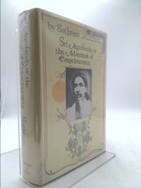 Sri Aurobindo: Or  The `Adventure of Consciousness 1968