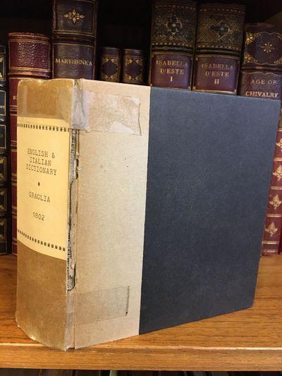 London: J. Mawman, Vernor and Hood, J. Scatchard, etc., 1802. Hardcover. Square Sexto, unpaginated; ...