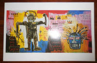 image of Jean-Michel Basquiat November 20, 1993 - January 8, 1994 (Exhibition Announcement Card)