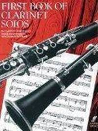 First Book Of Clarinet Solos.