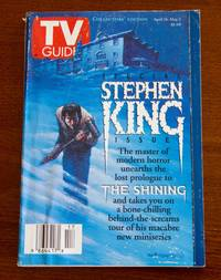 TV Guide. April 26-May 2, 1997. Special Stephen King Issue. Collectors' Edition