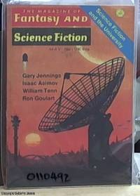 image of Fantasy and Science Fiction; Volume 42 Number 5, May 1972