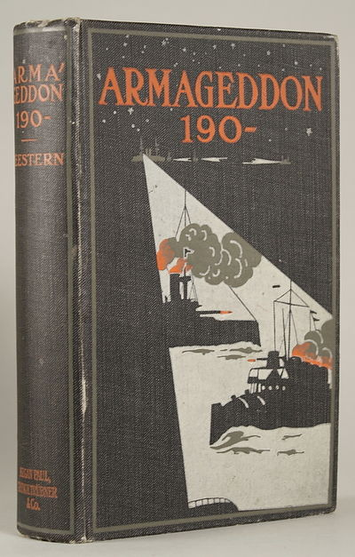 London: Kegan Paul, 1907. Octavo, pp. v-vii ix-xxiii 1-402 , original pictorial black cloth, front p...