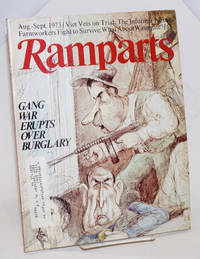 image of Ramparts volume 12, number 2, August-September 1973