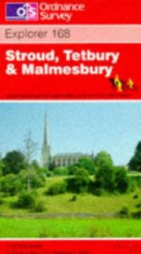 image of Stroud, Tetbury and Malmesbury (Explorer Maps)