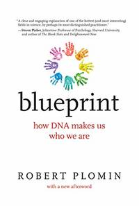 image of Blueprint: How DNA Makes Us Who We Are (Mit Press)
