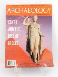 Archaeology: September/October 1992 (Vol 45  No 5)