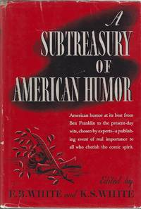 image of A Subtreasury of American Humor