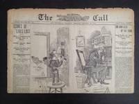 image of THE SAN FRANCISCO CALL. Meeker, Colorado Bank Robbery.