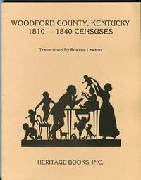 Woodford County, Kentucky 1810-1840 Censuses