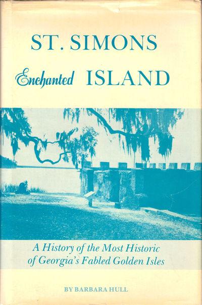 Atlanta: Cherokee Publishing, 1980. Hardcover. Very good. 130pp+ index. Very good hardback in a tann...