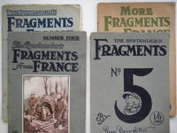 image of Fragments from France: numbers 1, 2, 4 & 5 (4 issues)