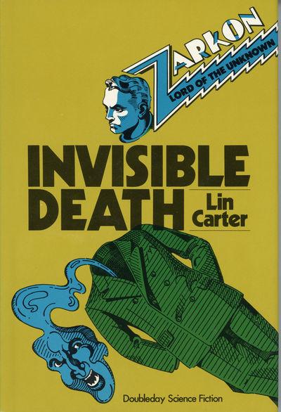 Garden City: Doubleday & Company, 1975. Octavo, boards. First edition. Crime fighter Prince Zarkon a...
