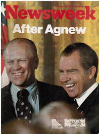 Newsweek, October 22, 1973 - after Agnew