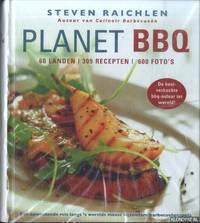 Planet BBQ. 60 landen - 309 recepten - 600 foto's