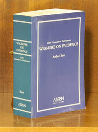 Wigmore on Evidence. 2004 Cumulative Supplement Only. 1 softbound bk