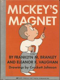 image of Mickey's Magnet (Scott, Foresman First Talking Storybook Box)