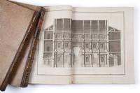 Les Bâtimens et les desseins de André Palladio recueillis et illustrés par...