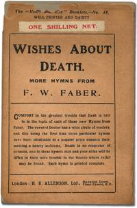 Wishes About Death: More Hymns