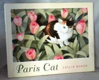 Paris Cat by  Leslie Baker - First Edition - 1999 - from E Ridge fine Books (SKU: 002893)