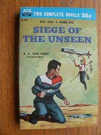 Siege of the Unseen / The World Swappers # D-391 by  A.E. / John Brunner Van Vogt - Paperback - First edition first printing - 1959 - from Scene of the Crime Books, IOBA (SKU: biblio10903)