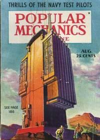 Thrills of the Navy Test Pilots, POPULAR MECHANICS MAGAZINE, Vol.68, No.1