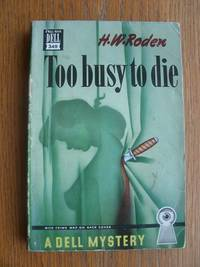 image of Too Busy to Die # 349