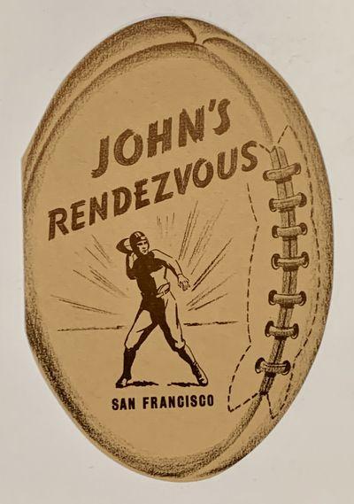 JOHN'S RENDEZVOUS. Club Reesturant de...