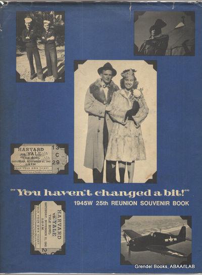 n.p.:: n.p.,. Very Good in Very Good dust jacket. 1970. Hardcover. B003TMNRM4 . Black and white phot...