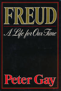 image of Freud A Life for Our Time