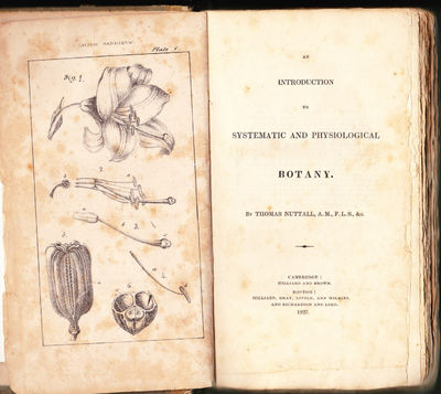 Cambridge and Boston: Hilliard and Brown; Hilliard Gray, Little, and Wilkins, 1827. First edition. A...