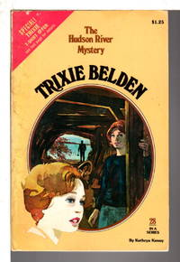 image of TRIXIE BELDEN: THE HUDSON RIVER MYSTERY, #28.