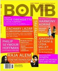 BOMB Issue 103, Spring 2008