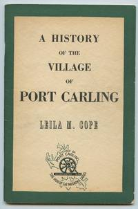 image of A History of the Village of Port Carling