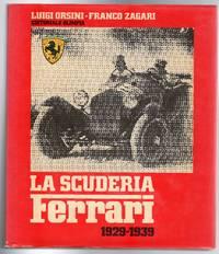 image of La Scuderia Ferrari 1929-1939