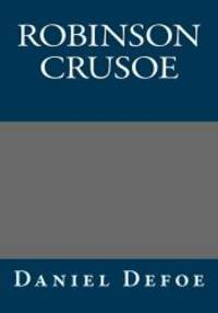 image of Robinson Crusoe Daniel Defoe