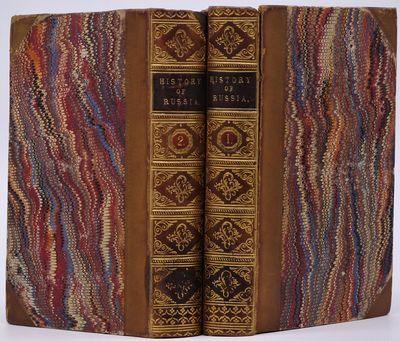 London: Henry G. Bohn, 1854. Half-title: Bohn's Standard Library. History of Russia. Frontispiece en...