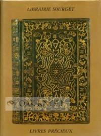 Chartres: Librairie Sourget, 2000. cloth, dust jacket. Sourget, Patrick et Élisabeth. 4to. cloth, d...