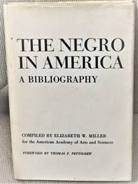 The Negro in America, a Bibliography