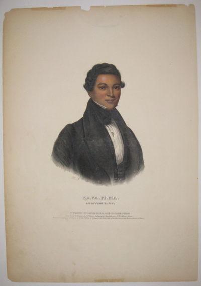Philadelphia: Daniel Rice & James G. Clark, 1842. unbound. very good. J.T. Bowen. Portrait. Lithogra...