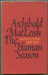 image of The Human Season: Selected Poems 1926-1972