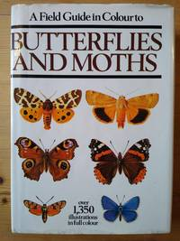 image of The Field Guide in Colour to Butterflies and Moths